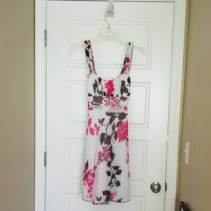 Speechless Floral Cocktail Dress